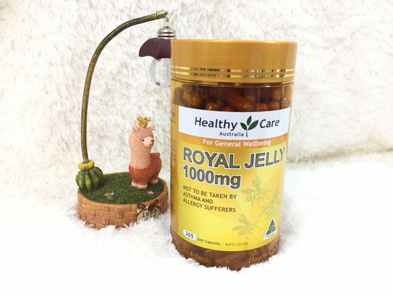 Healthy-Care-Royal-Jelly-1000MG