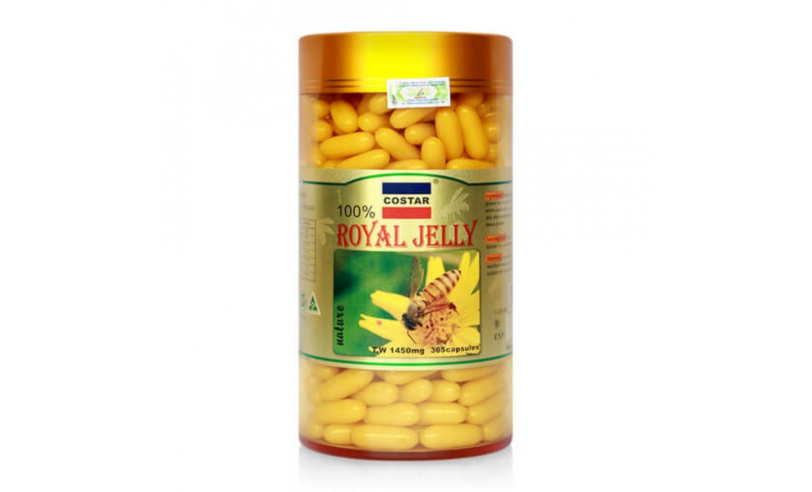 Sua-ong-chua-chong-lao-hoa-Royal-Jelly-Costar-1450mg