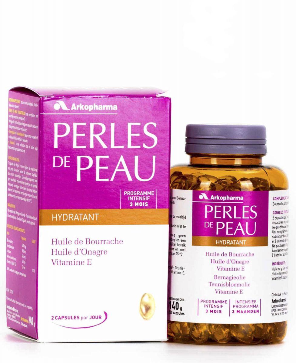 vien-uong-dep-da-collagen-perles-de-peau-gydratant-200-vien-cua-phap